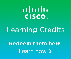 Redeem your Cisco Learning Credits (CLCs) with Global Knowledge