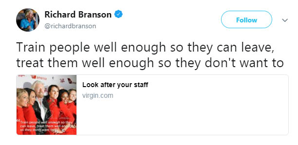 convince your manager you need training - branson quote train people.jpg