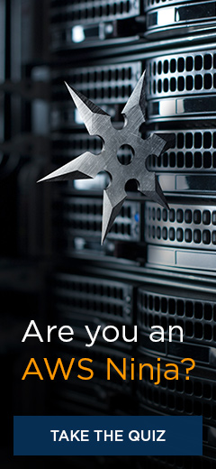 Are you an AWS Ninja? Take the quiz.