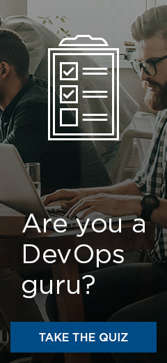 Are you a DevOps guru? Take the quiz.