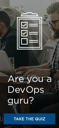 Are you a DevOps guru? Take the quiz.
