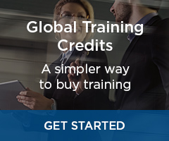 Global Training Credits - A simpler way to buy training