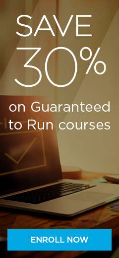 Save 30% on Guaranteed to Run courses