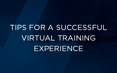 Successful virtual training experience and best practices