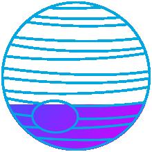 GK polaris plantet icon