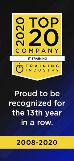 Global Knowledge is a top 20 IT training company