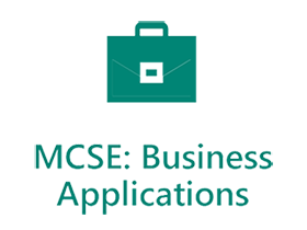 MCSE Business Applications transition to role-based certifications