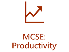 MCSE Productivity transition to role-based certifications